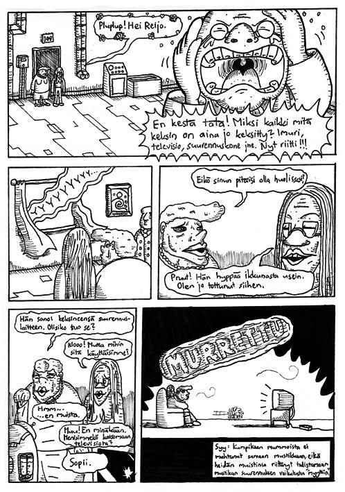 Mummosarjis sivu 4